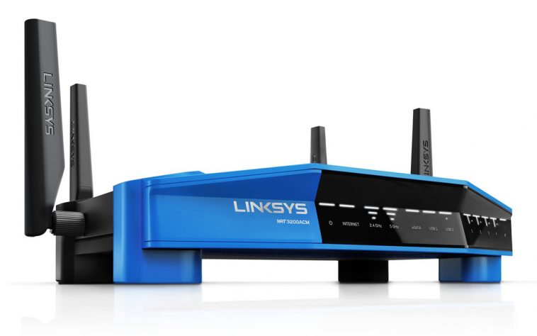Linksys Introduceert Snelste Draadloze Dual Band Router Op