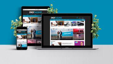 Digitailing - Hét platform voor professionals in ICT, Telecom en Consumenten Electronica (CE)