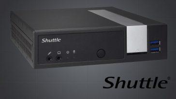 Shuttle DL10J Digitailing