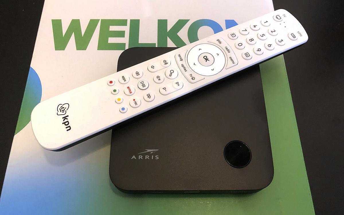 Tv Uit Kast Laten Komen.Digitest 4k Kpn Tv Ontvanger Arris Vip5202 Review Digitailing